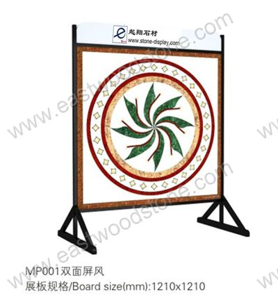 Marble Medallion Display-0805