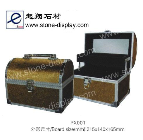 Stone Samples Suitcase-1225
